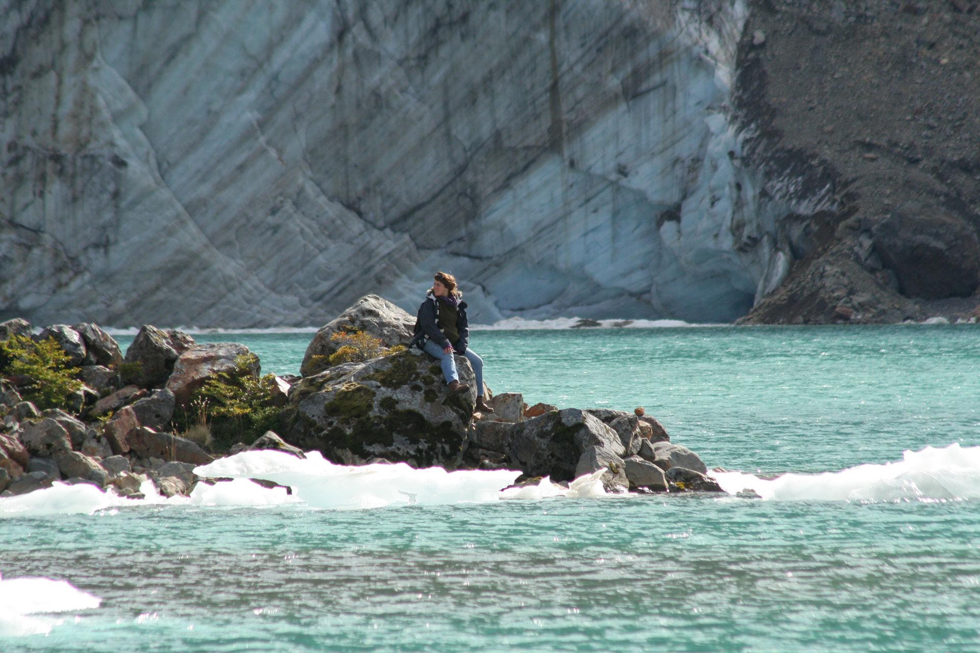 Glaciar Torrecillas - Trevelin